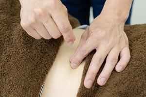 鍼治療は多くの疾患や慢性的な症状に効果があります。