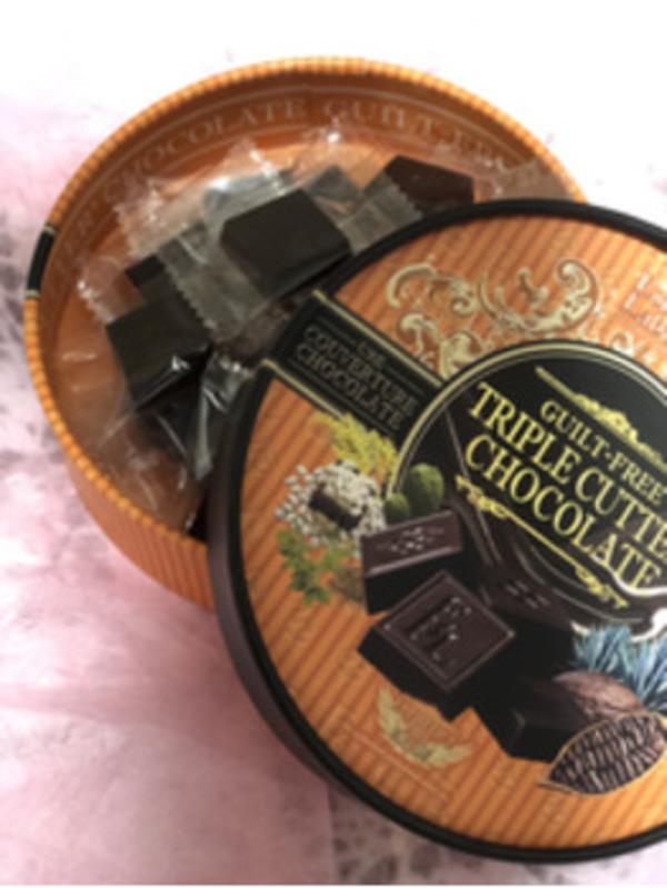バレンタインに罪悪感のないチョコはいかがですか?